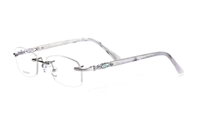 眼鏡鏡框-嚴選高質感鈦鏡框 FW-GR