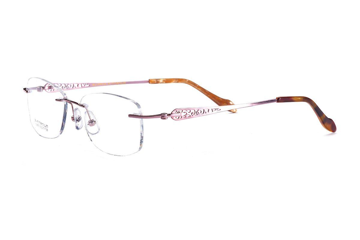 严选高质感钛镜框 FGS3678-PU1
