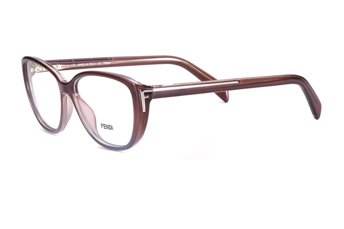 Fendi 高質感眼鏡 F978-GR1