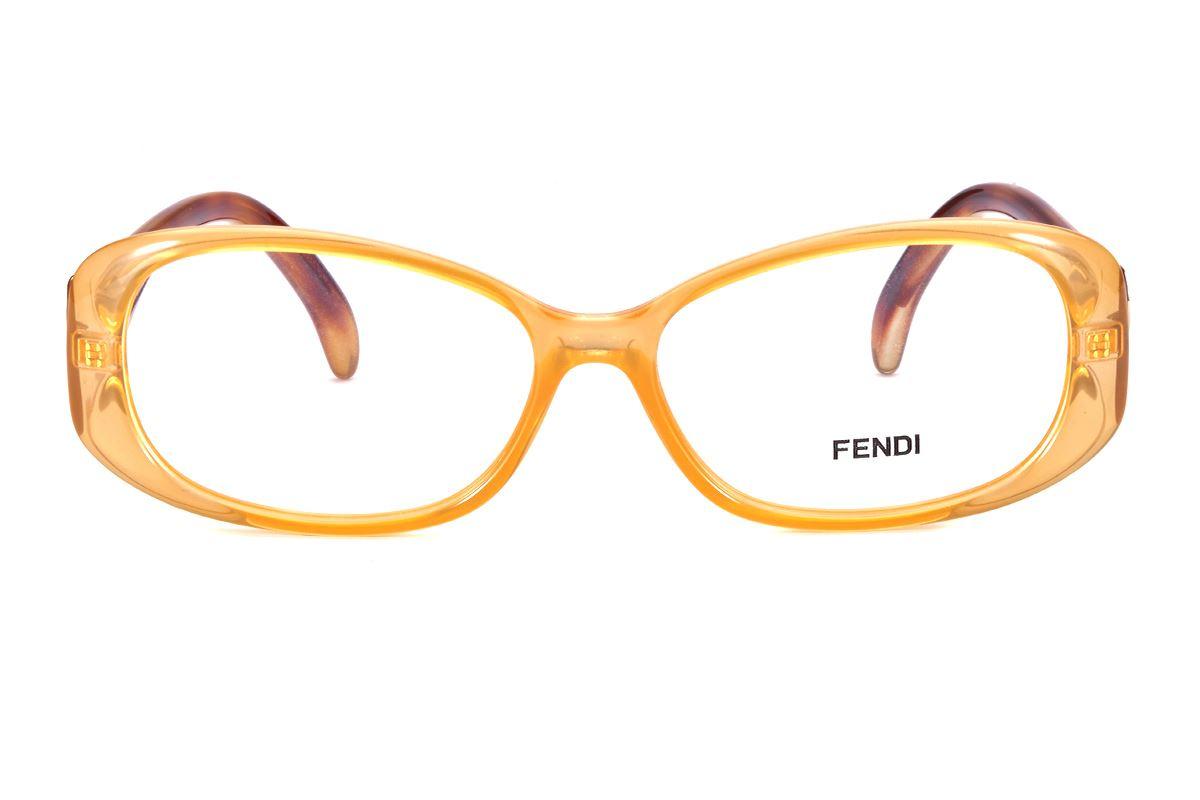 Fendi 高質感眼鏡 F846-BO2