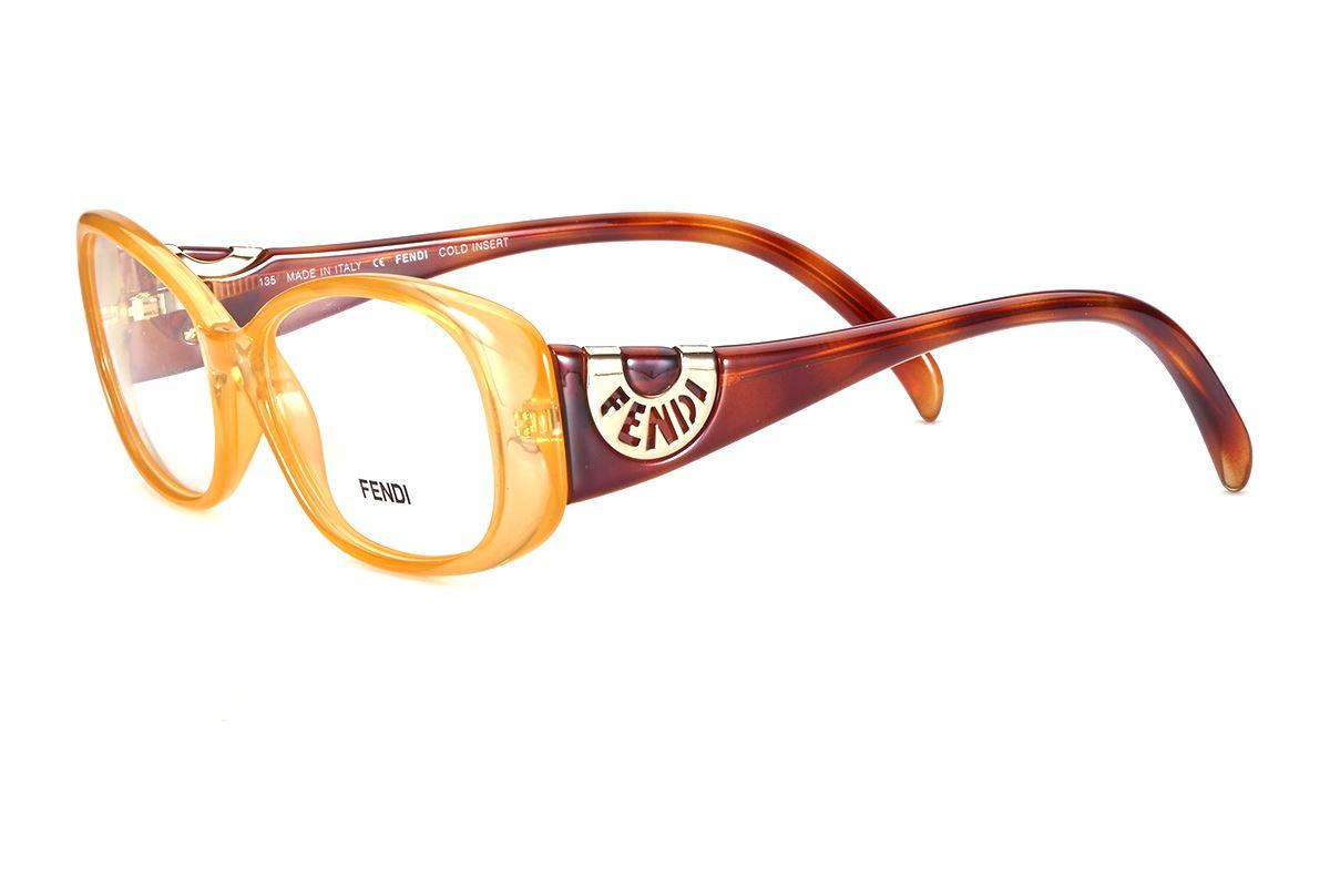 Fendi 高質感眼鏡 F846-BO1