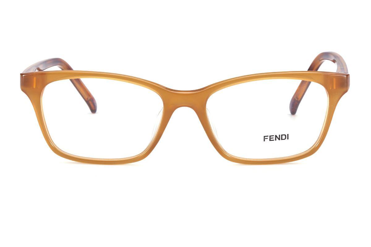 Fendi 高質感眼鏡 F865-BO2