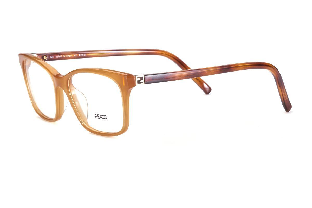 Fendi 高質感眼鏡 F865-BO1