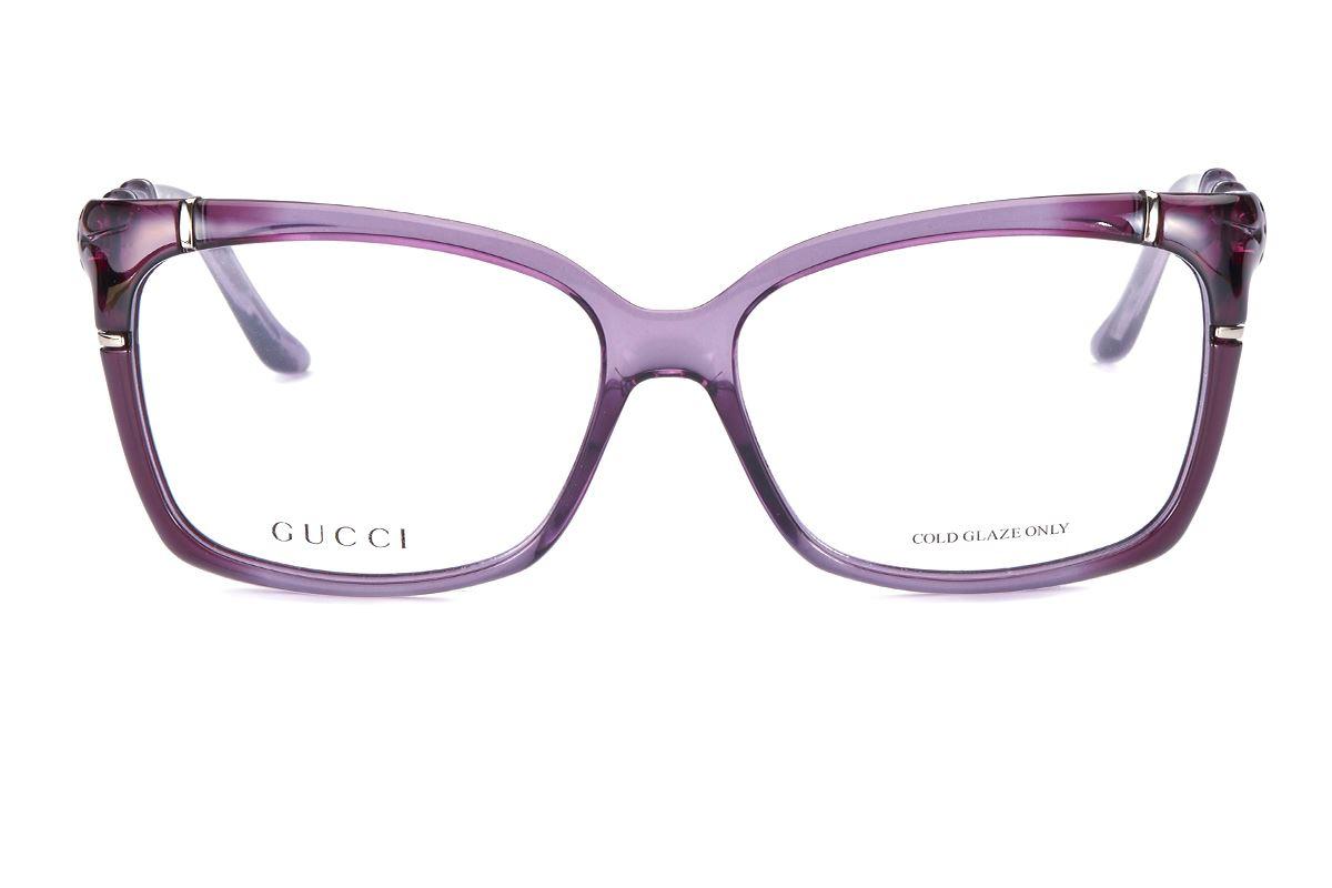 Gucci  經典眼鏡 GG3556-L3B2