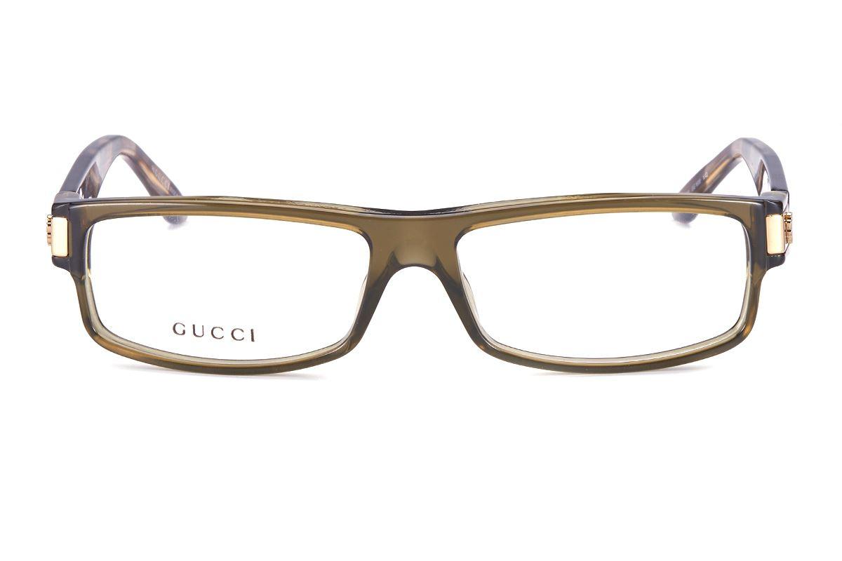 Gucci 高質感眼鏡 GG1608-BO2
