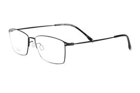 眼镜镜框-严选高质感钛镜框 6239-BA