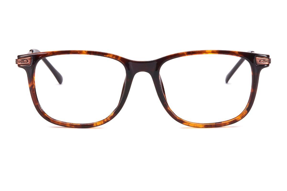 嚴選質感時尚眼鏡 2033-AM2