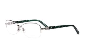 眼鏡鏡框-Swarovski 高質感眼鏡 SW5048-12A