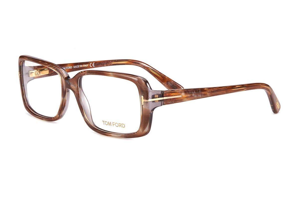 Tom Ford 板料彈簧眼鏡TF5187棕-BO1