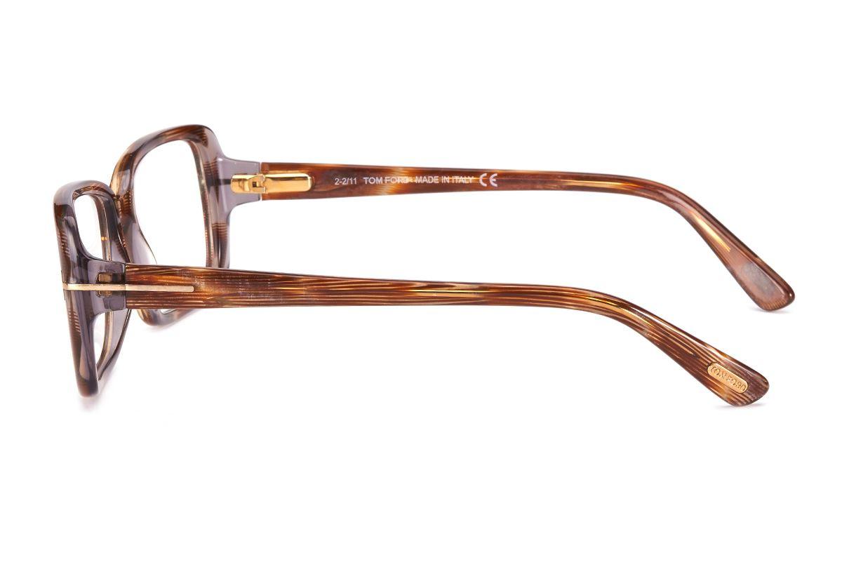 Tom Ford 板料彈簧眼鏡TF5187棕-BO3