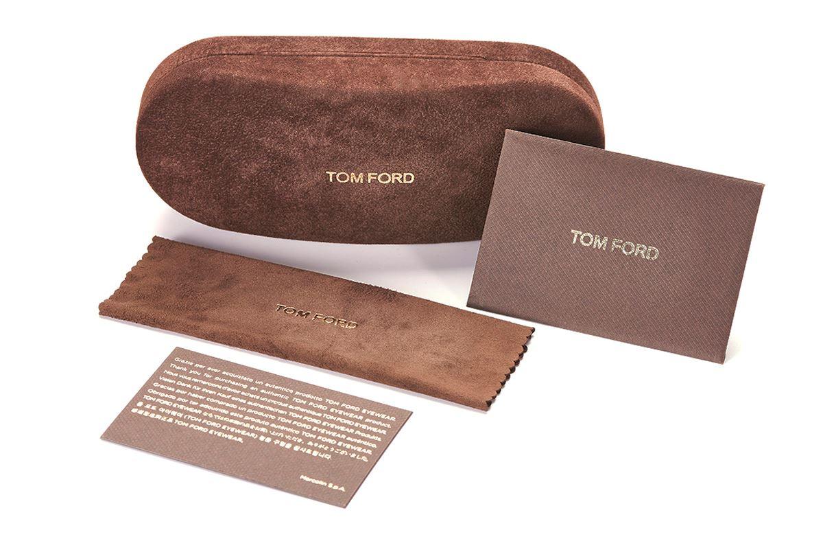 Tom Ford 板料彈簧眼鏡TF5187棕-BO4