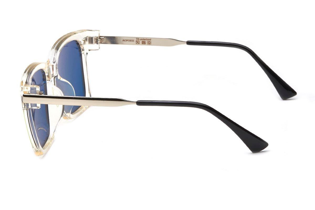 嚴選偏光水銀墨鏡 6005-TA3