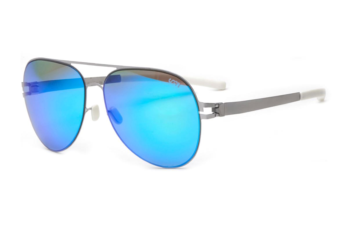 嚴選水銀太陽眼鏡 S6620-SI1