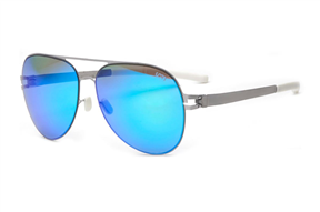 太阳眼镜-严选水银太阳眼镜 S6620-SI