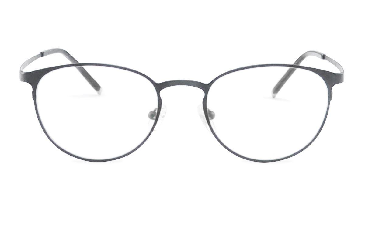 严选高质感纯钛眼镜 H6001-GR2