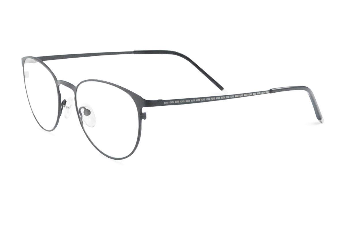 严选高质感纯钛眼镜 H6001-GR1