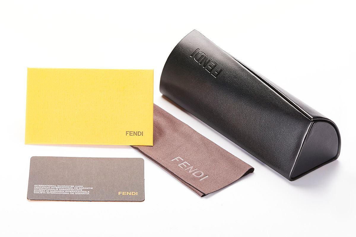 Fendi 高質感太陽眼鏡 FS507-YE4