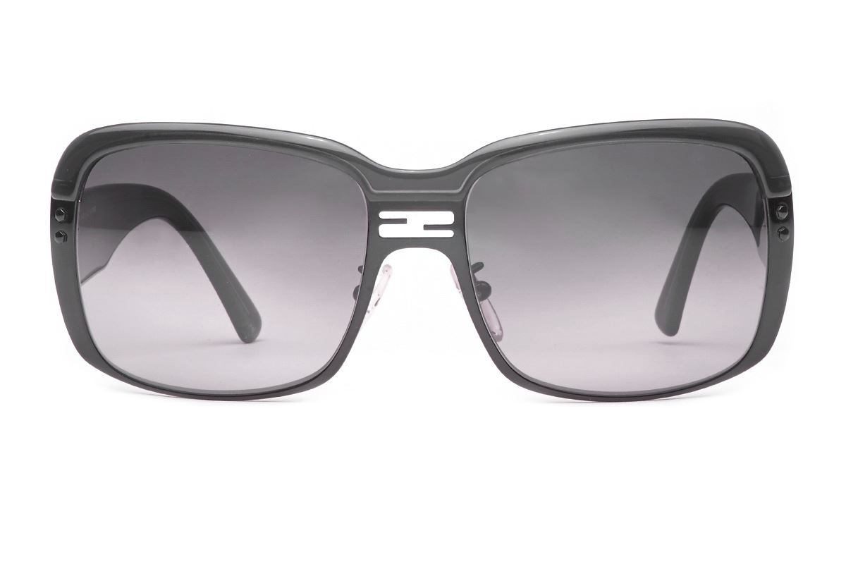 Fendi 高質感太陽眼鏡 FS464-GR2