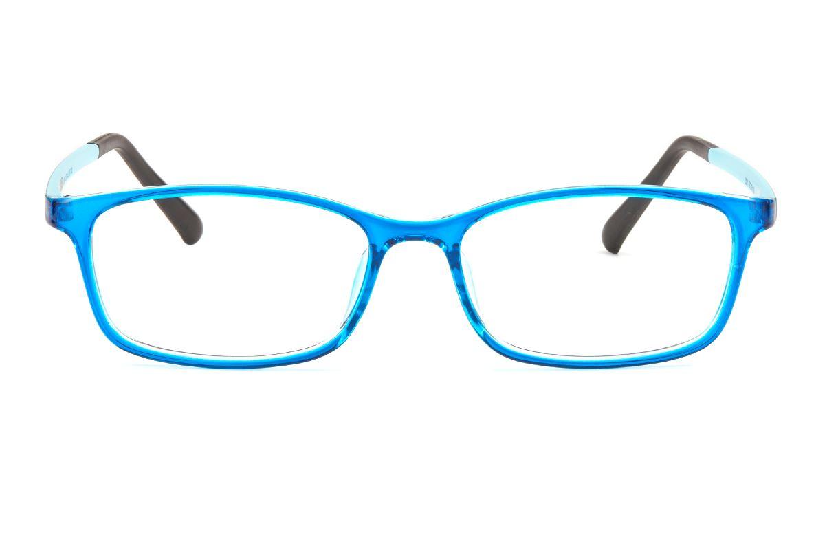 严选塑钢眼镜框 S2231-BU2