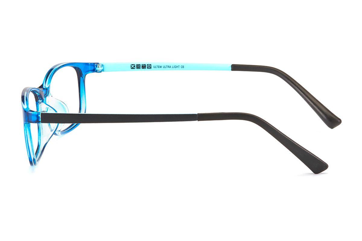 严选塑钢眼镜框 S2231-BU3