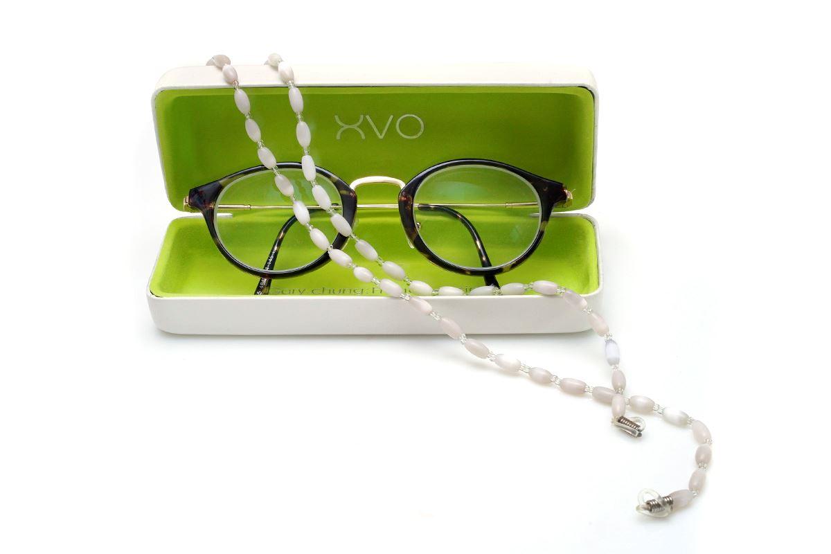 白色串珠眼镜炼4