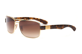 Sunglasses-Ray Ban RB3522-GO