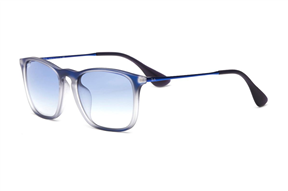 Picture of Ray Ban RB4187F-BU