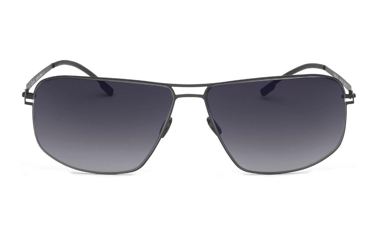 严选时尚太阳眼镜 T8637-BA2