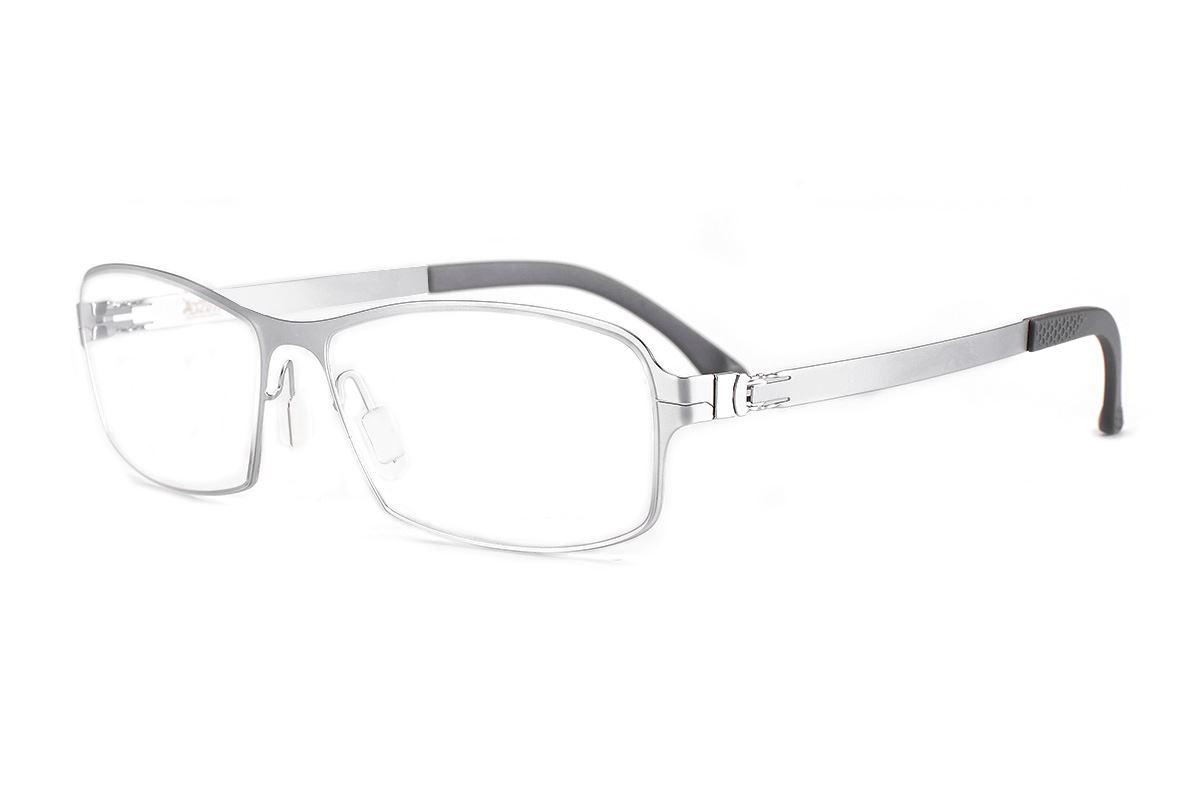 严选日制薄刚眼镜 FXS2-1515-SI1