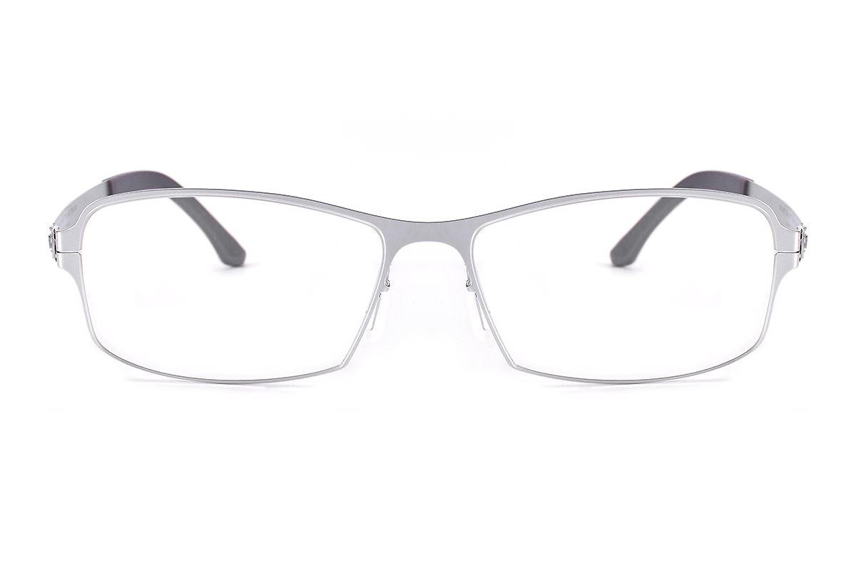 严选日制薄刚眼镜 FXS2-1515-SI2