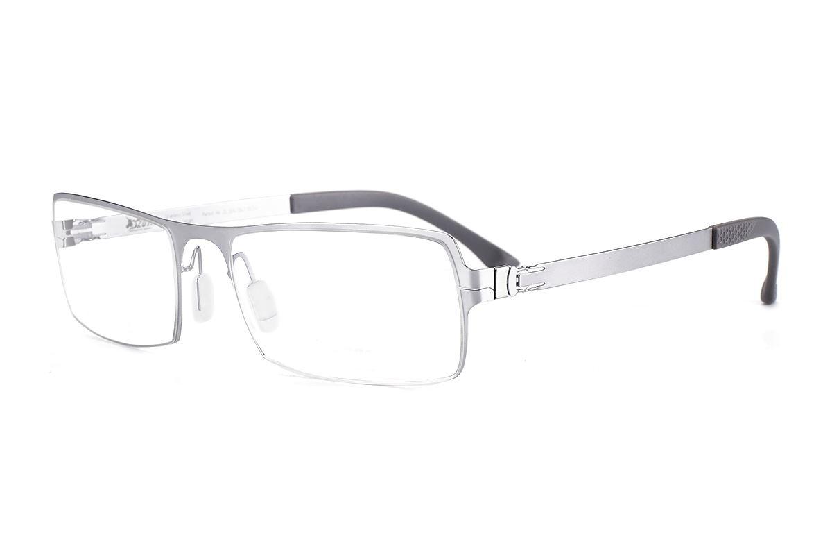 严选日制薄刚眼镜 FXS2-1502-SI1