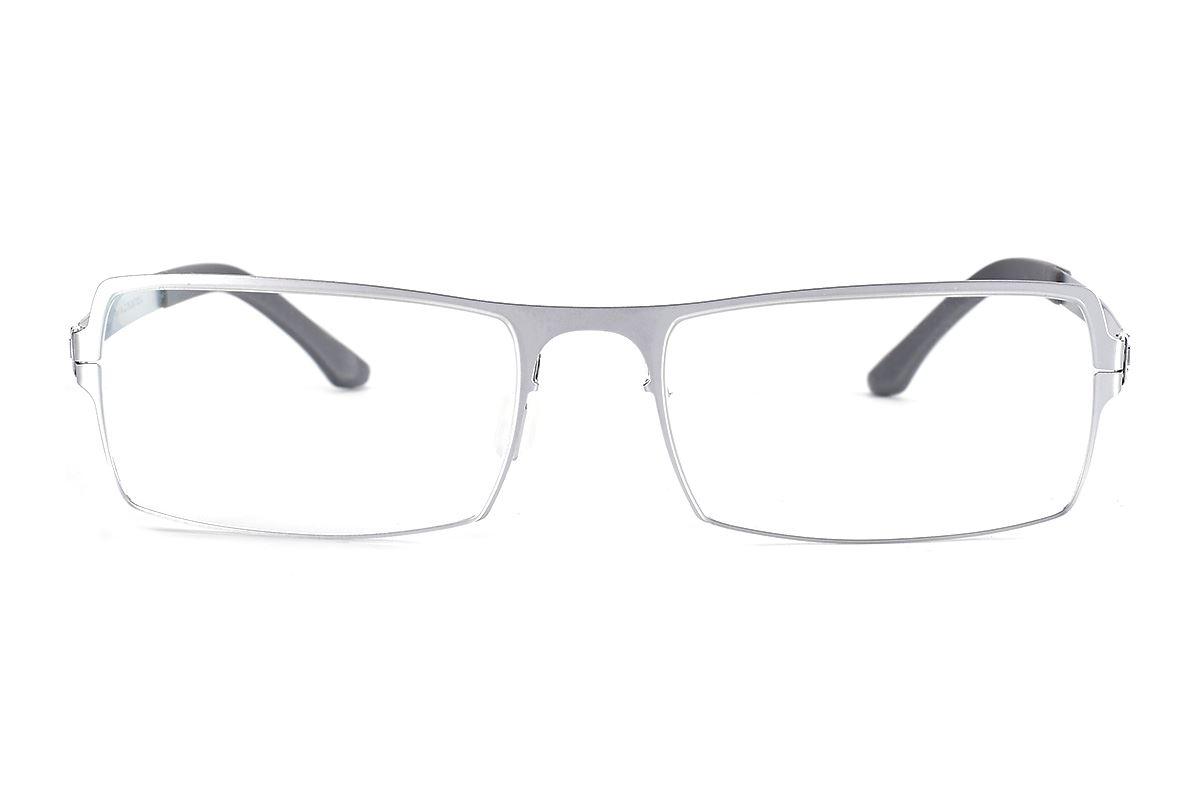 严选日制薄刚眼镜 FXS2-1502-SI2