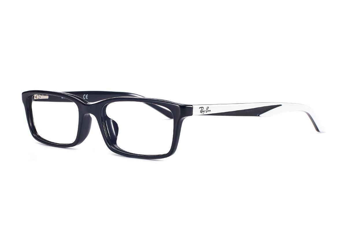 Ray Ban 板料眼镜框 RB5335-BW1
