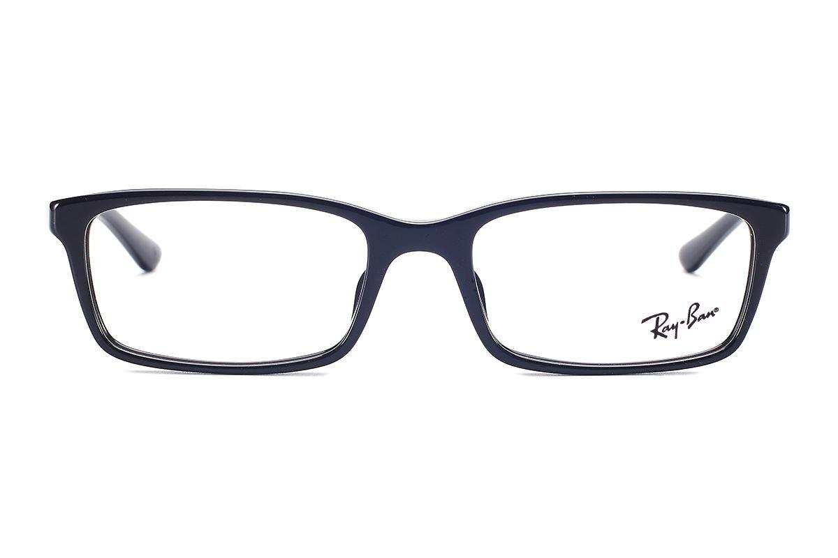 Ray Ban 板料眼鏡框 RB5335-BW2