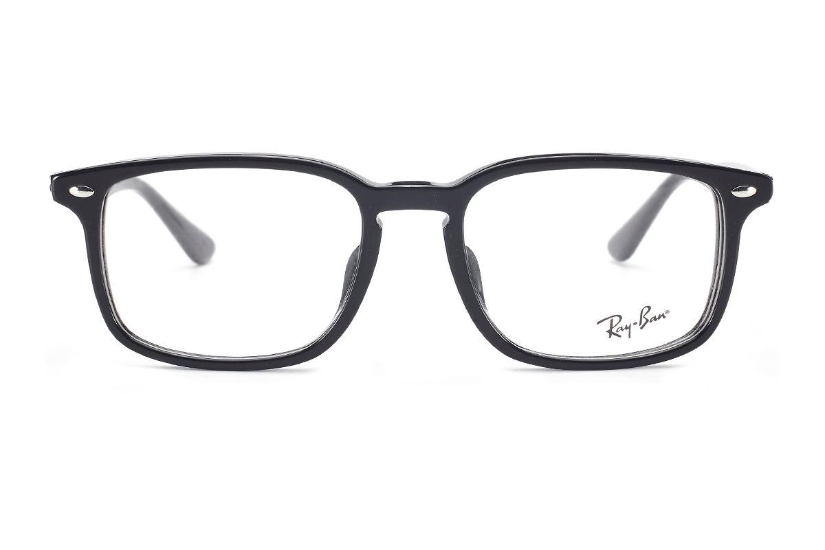 Ray Ban 板料眼鏡框 RB5353-BA2