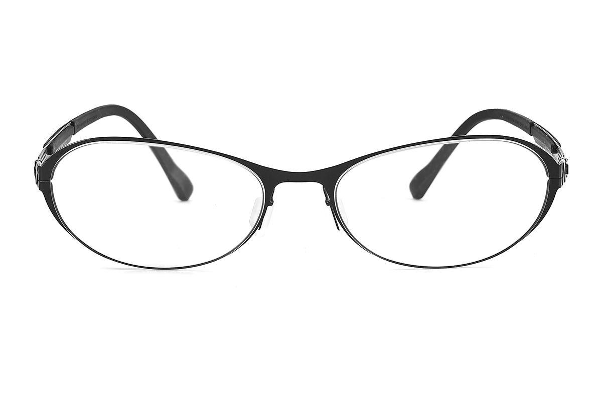 严选日制薄刚眼镜 FS2M-618-BA2