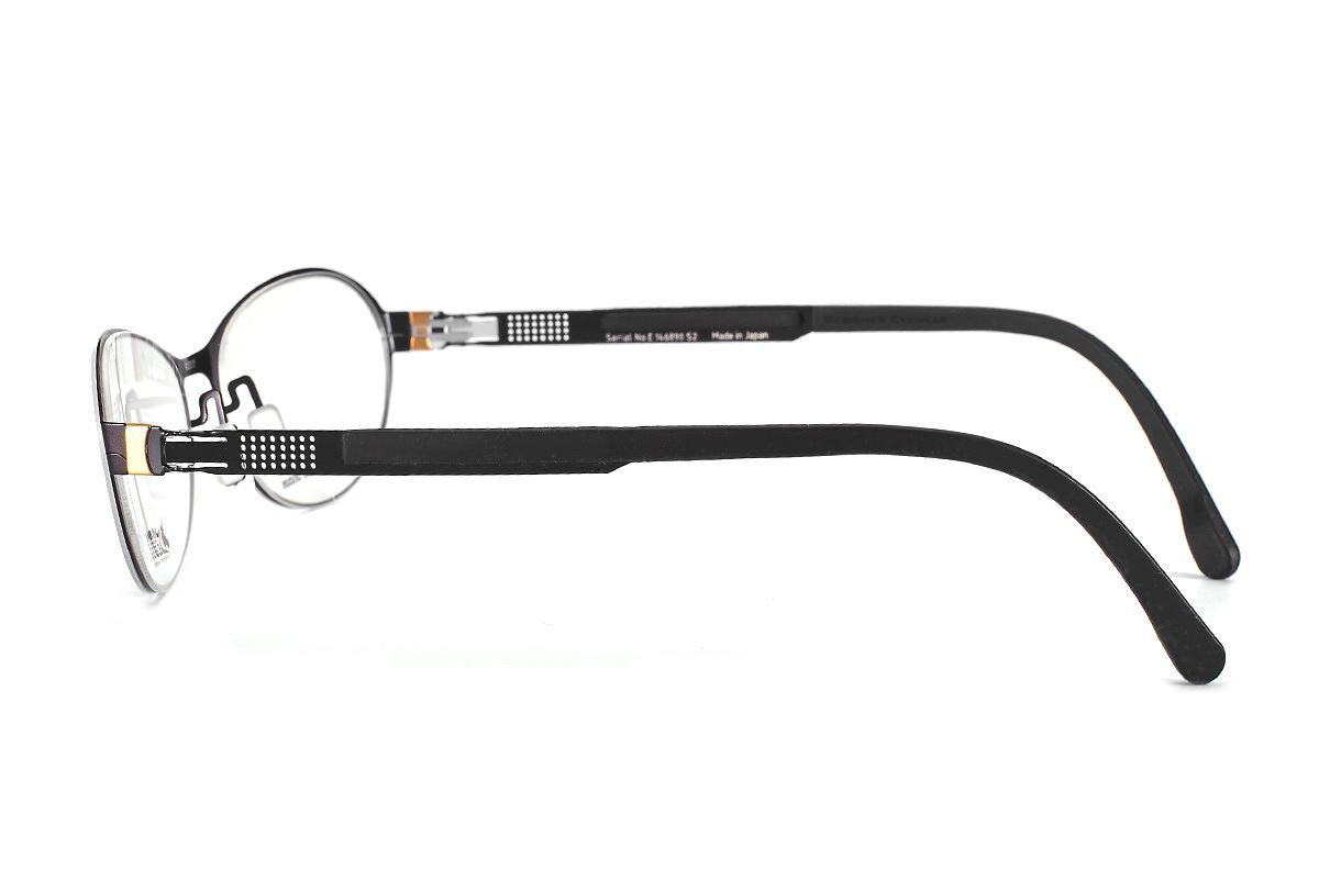 严选日制薄刚眼镜 FS2M-618-BA3