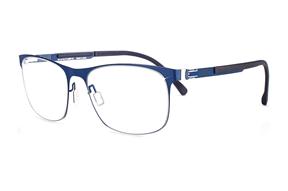 眼镜镜框-严选日制薄刚眼镜 FS2M-610-BU
