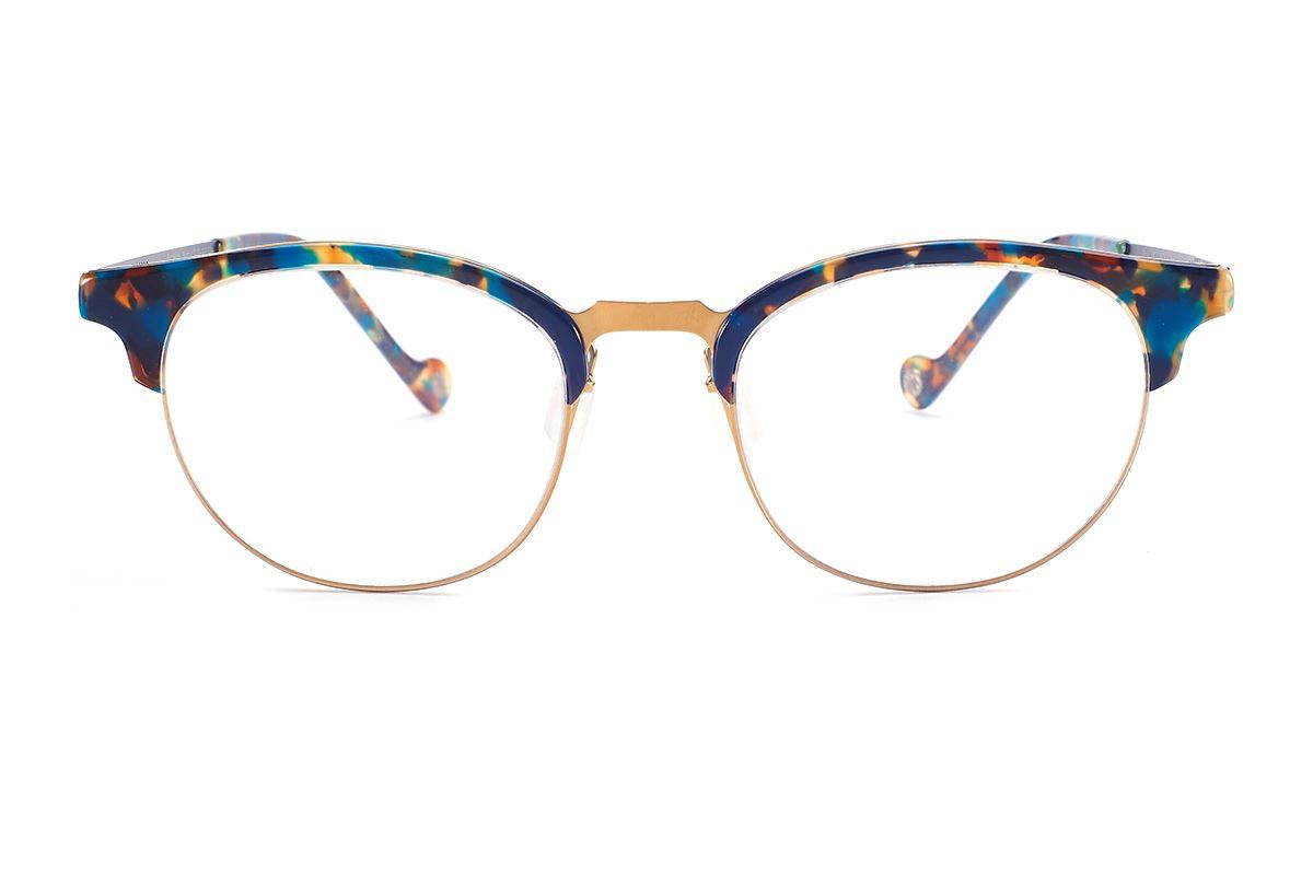 嚴選日製薄剛眼鏡 FS2S-632-GO2