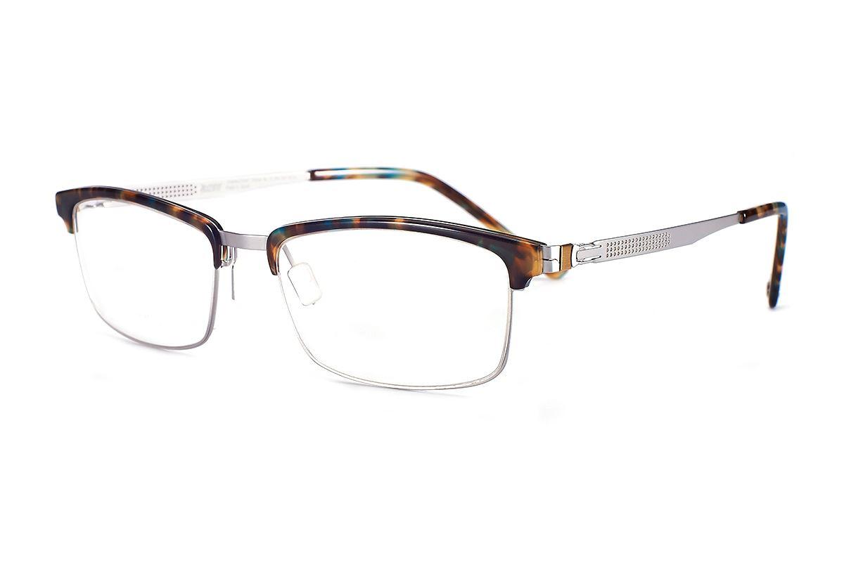 严选日制薄刚眼镜 FS2S-633-SI1