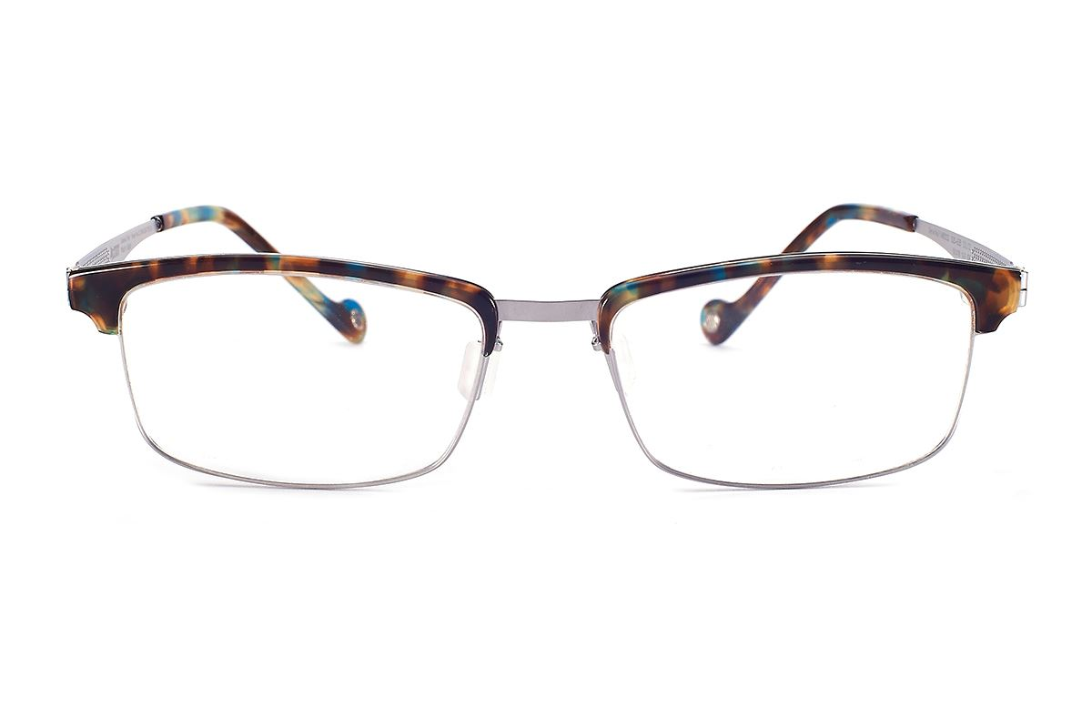 严选日制薄刚眼镜 FS2S-633-SI2