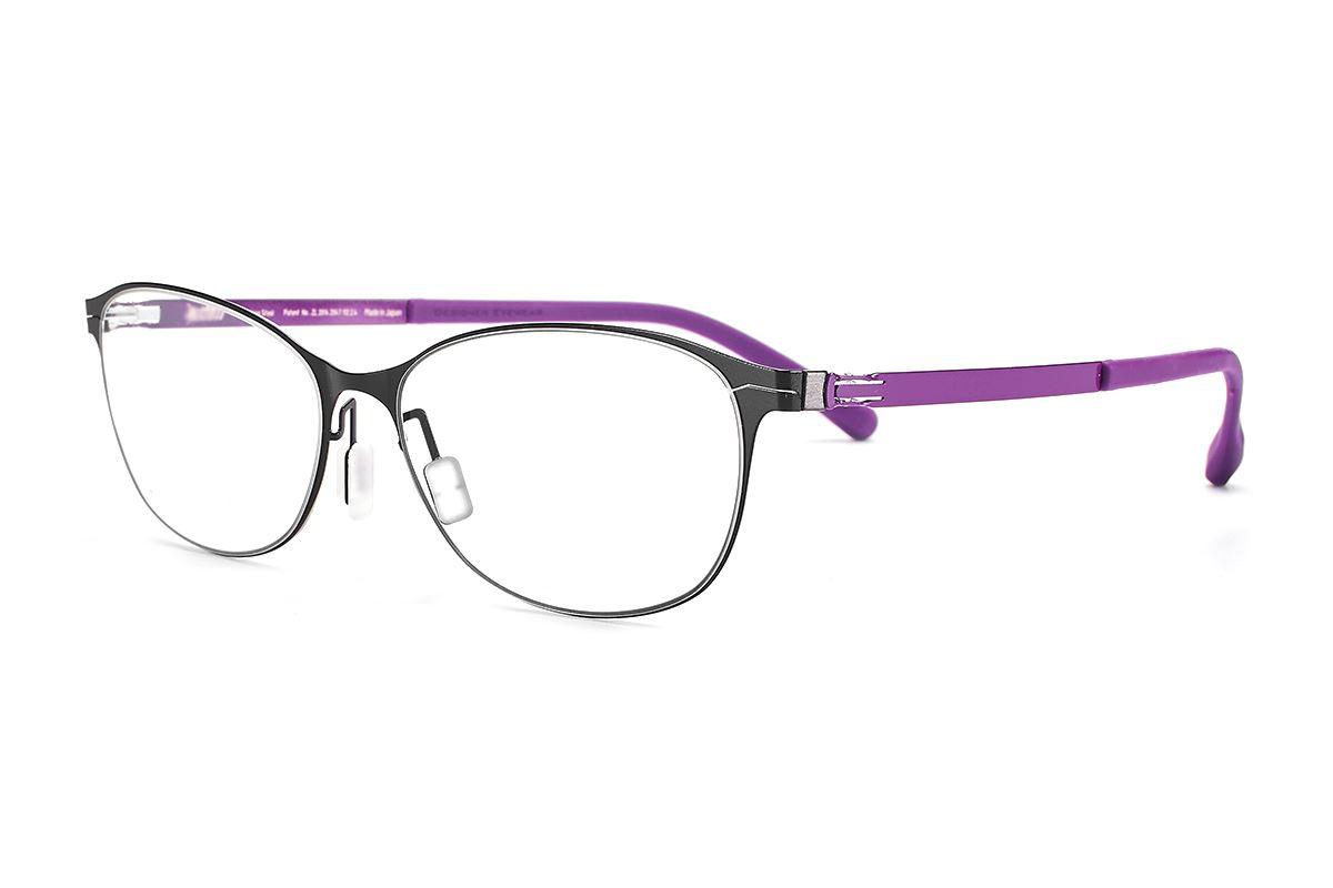 嚴選日製薄剛眼鏡 FX2S-1507-BA1
