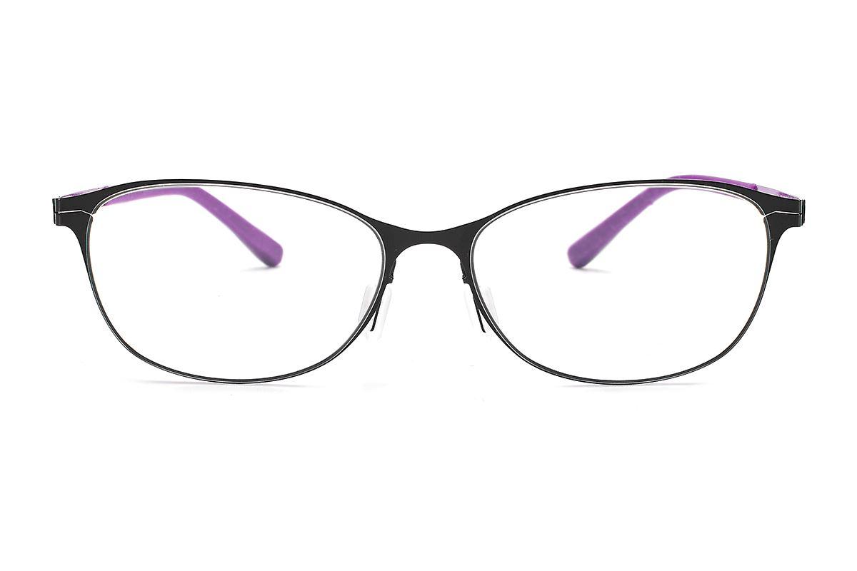 嚴選日製薄剛眼鏡 FX2S-1507-BA2