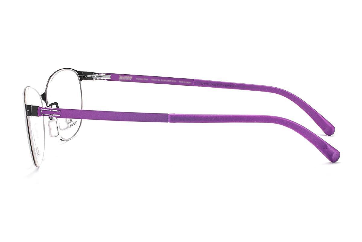 嚴選日製薄剛眼鏡 FX2S-1507-BA3