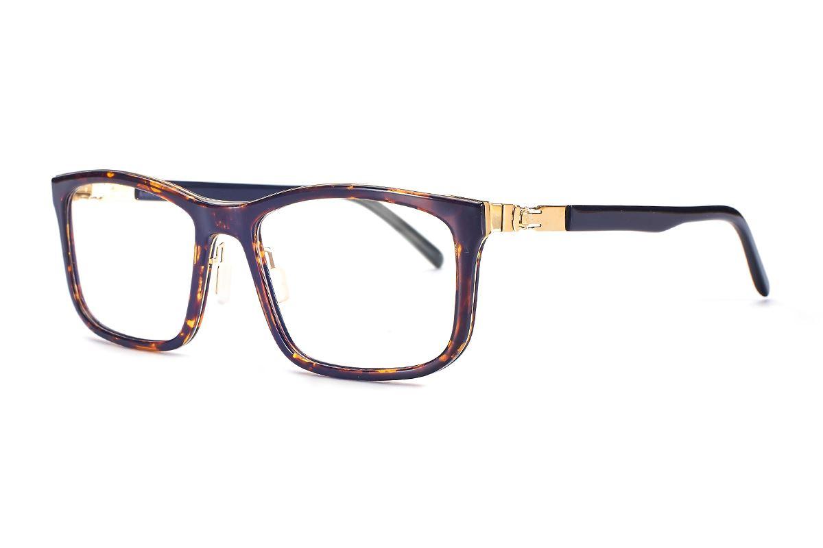 严选日制薄钢眼镜 F2RM-1502-AM1