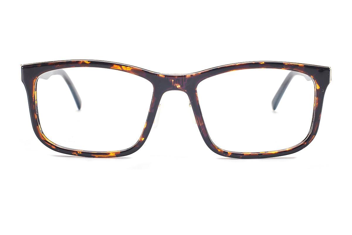 严选日制薄钢眼镜 F2RM-1502-AM2