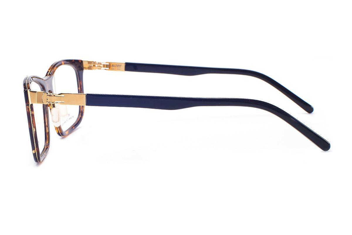 严选日制薄钢眼镜 F2RM-1502-AM3