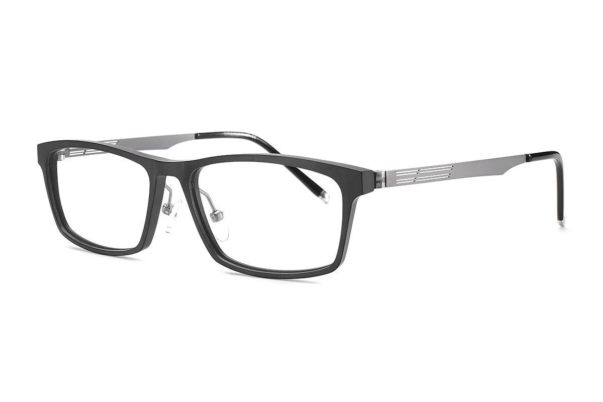 严选高质感钛镜框 H6215-BA1
