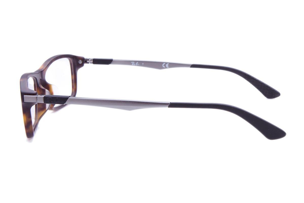 雷朋质感复合框(7017F黑纹框金属脚)3