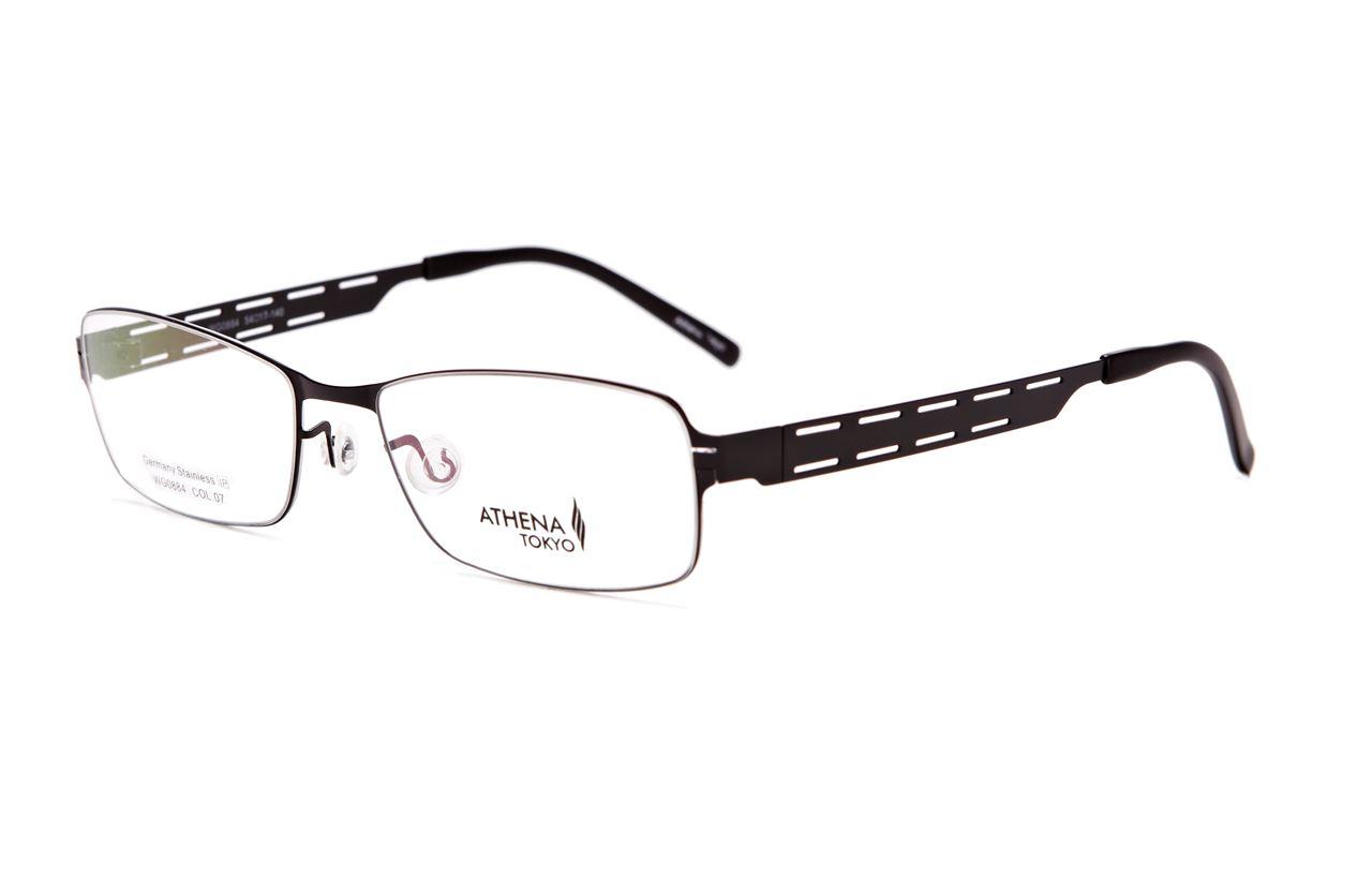 严选高质感薄刚眼镜 WG0884-BA1